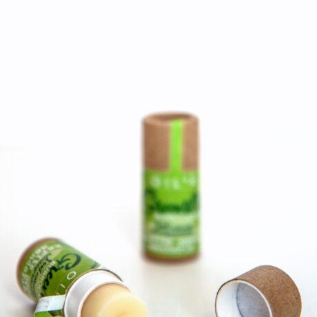 GREEN LIP1